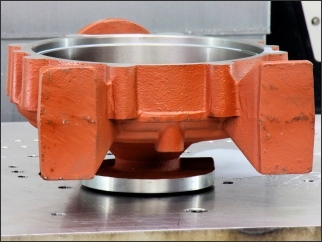 CNC Precision Machined Casting