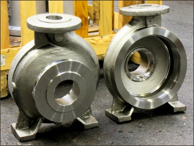CNC Precision Machined Castings