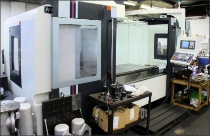 Hartford HCMC-2082AG CNC Vertical Machining Centre - NEW FOR 2014